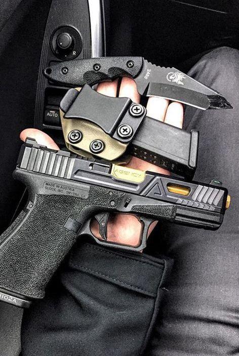 Zubehör Bogenschießen Glock 43 Lederschulterholster Terrific Value