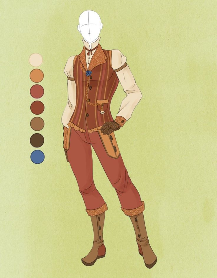 Kyleian Time Apprentice Must Make Outfit Less Steampunk