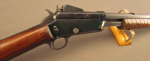 Marlin Model 27S Slide-Action Rifle 32-20 Caliber Very Good