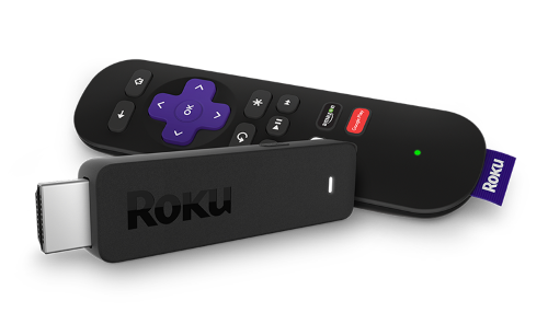 Roku Streaming Stick 3600R (2016 Model) Streaming