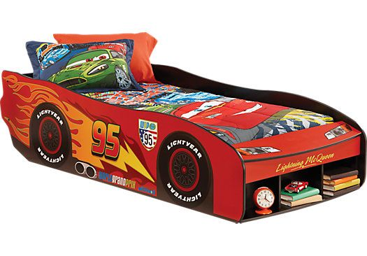Rooms To Go Kids Lightning Mcqueen Toddler Bed Bedroom Furniture Stores Rooms To Go Kids