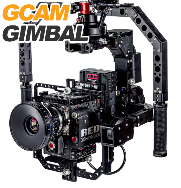 Gcam 3 Axis Gimbal For Sony A7s Gh4 Bmpcc Up To Red Epic From Motion9 Camera Rig Cinema Camera Camera