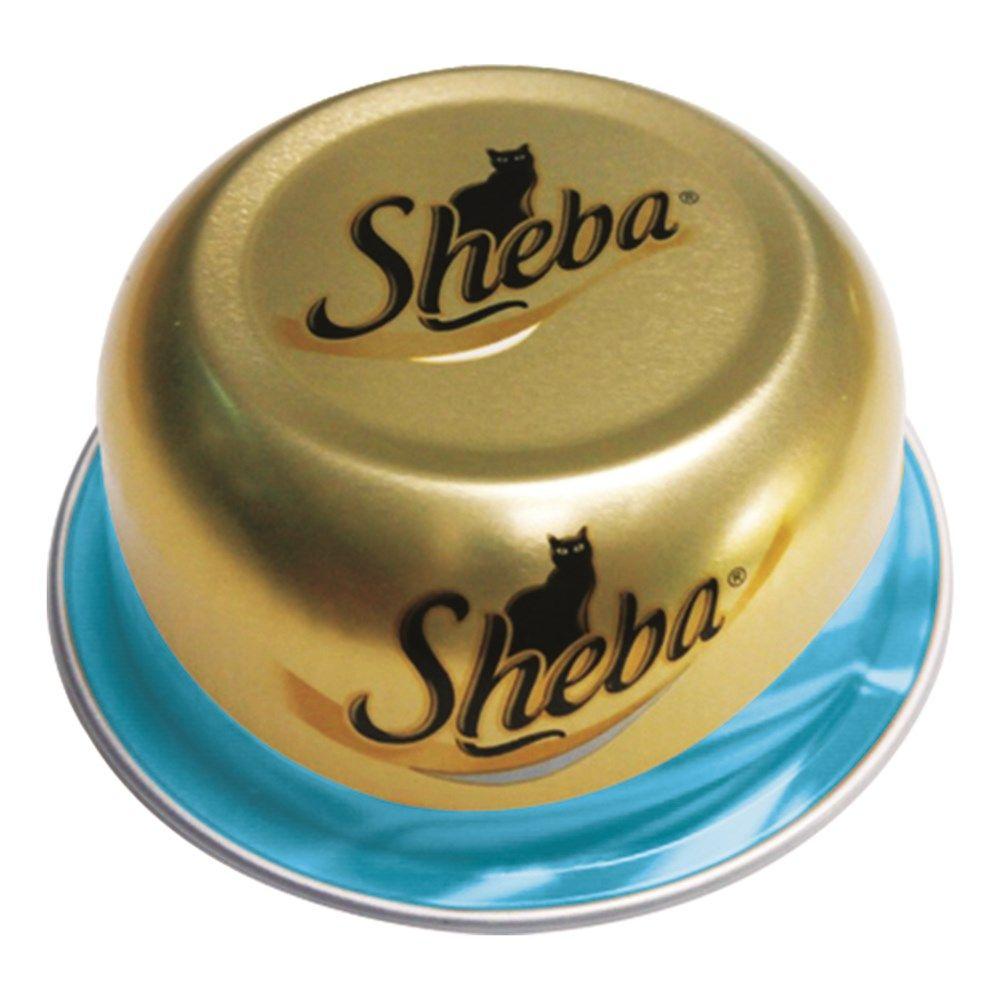 PriceAED 5.75 Sheba Tuna Fillet (80 Gm) Cat Food Online