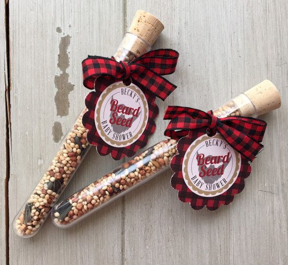 Lumberjack Baby Shower Favors Lumberjack Party By Ellajanecrafts