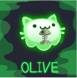 Olive From Team Green On The Great Ghoul Duel Google Doodle 2018