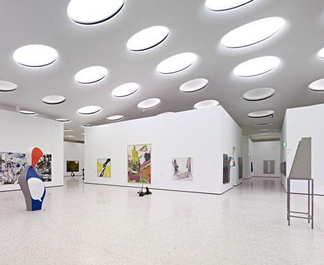 Staedel museum extension by schneider schumacher museums for Design museum frankfurt