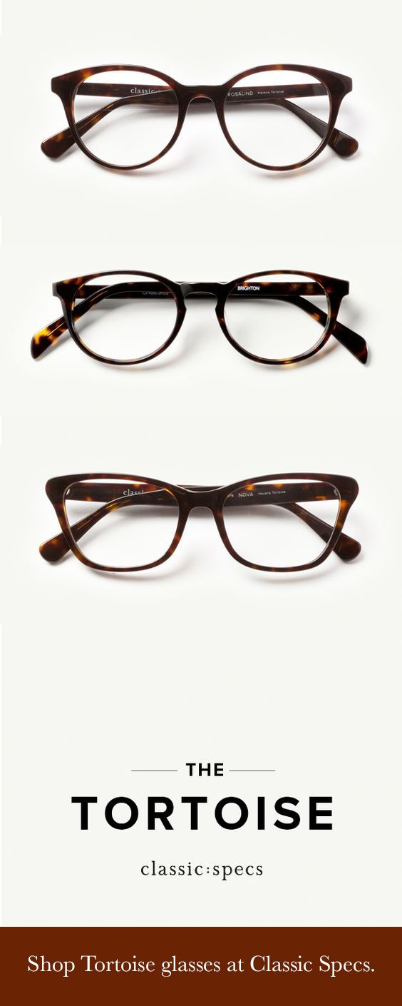 Classic Specs Glasses and Sunglasses, All Starting At $89 | Created ...