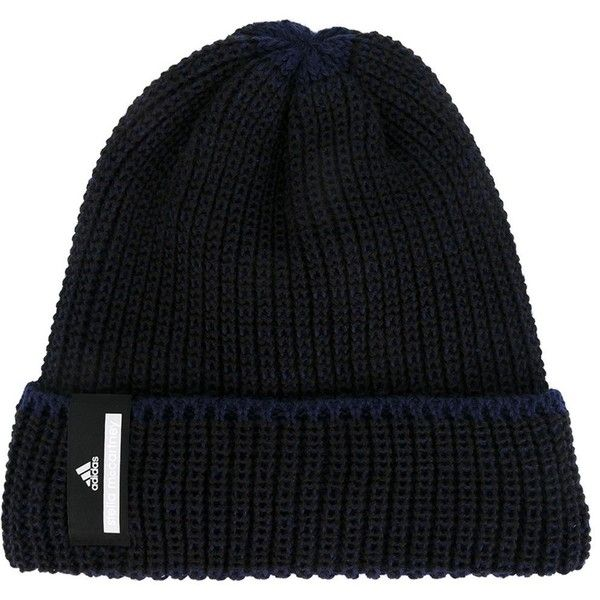 Adidas By Stella Mccartney Ski Beanie ( 38) ❤ liked on Polyvore featuring  accessories 8c15098638c