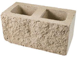 Splitface Concrete Block Unit More