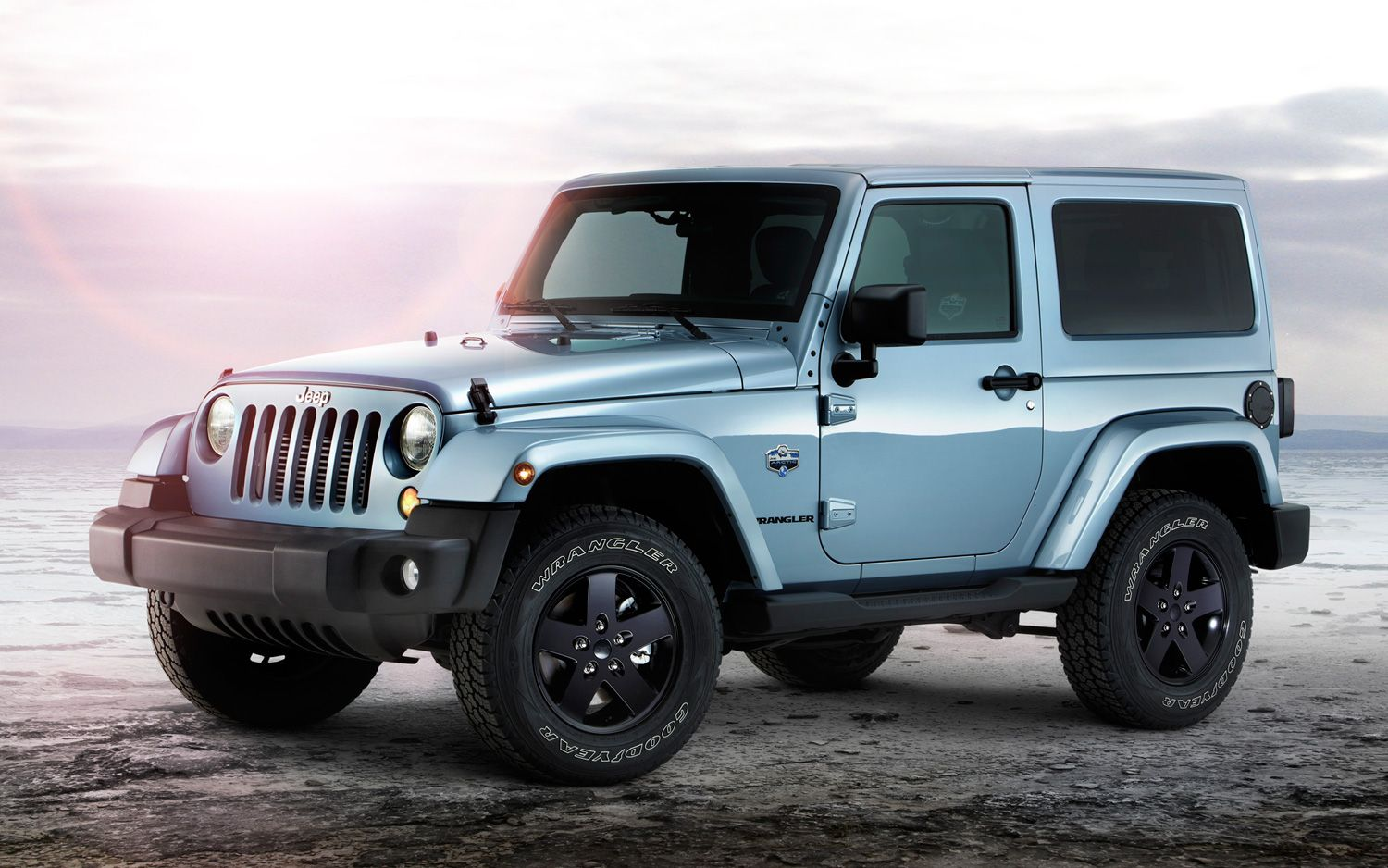 2012 wrangler colors