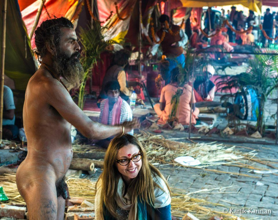 Nude sadhu photo