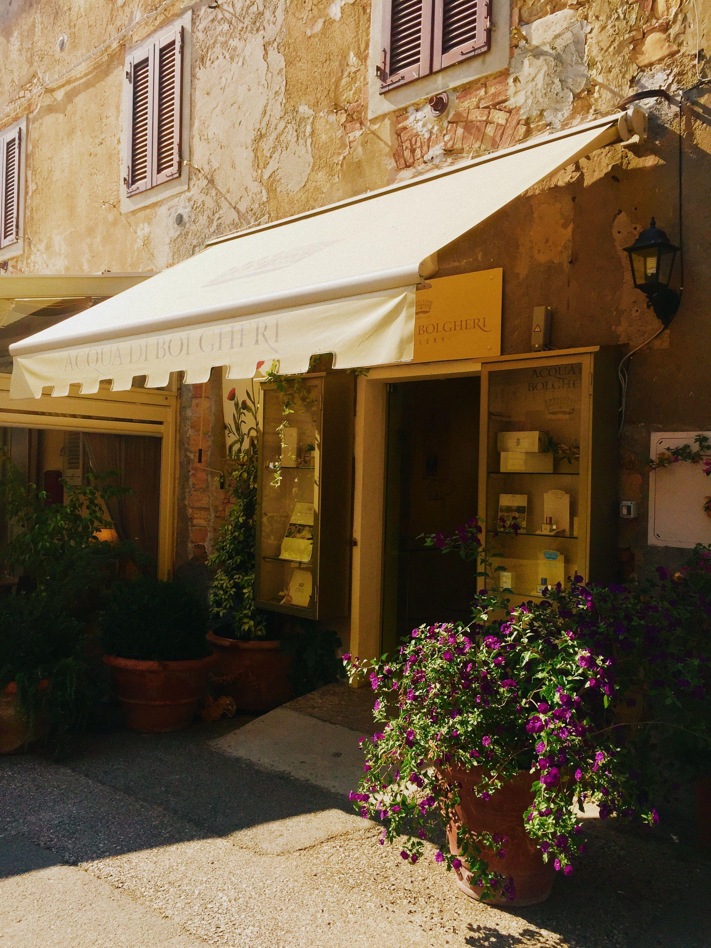 Bolgheri, Tuscany.