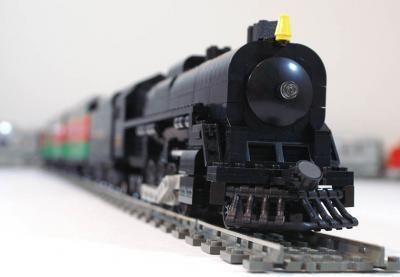 polar express lego train set # 1