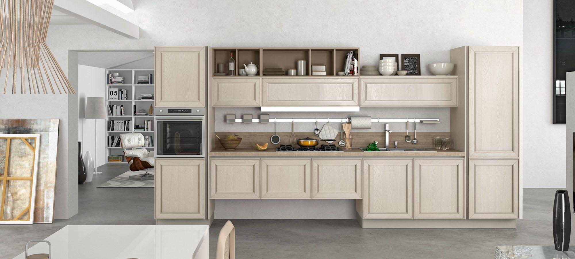 cucine contemporanee stosa - modello cucina maxim 02 | Дизайн кухонь ...