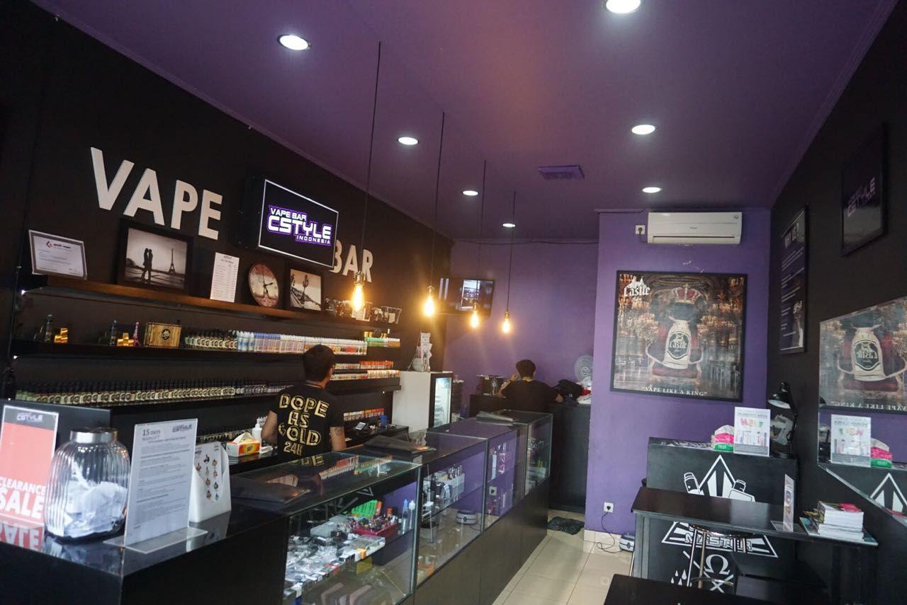 Great Vape Shop In Bali indonesia