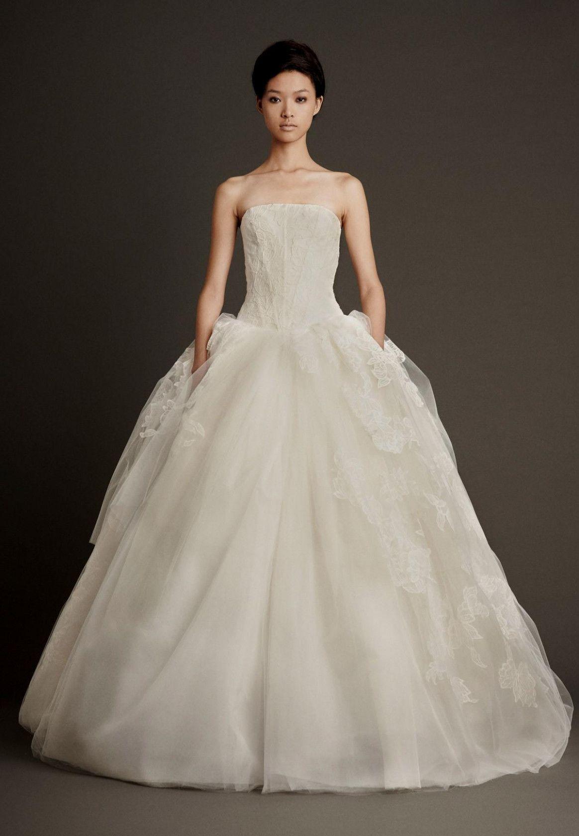 2cf83d76596 vera wang strapless princess wedding dresses naf dresses  WeddingGowns   HalterVeraWang