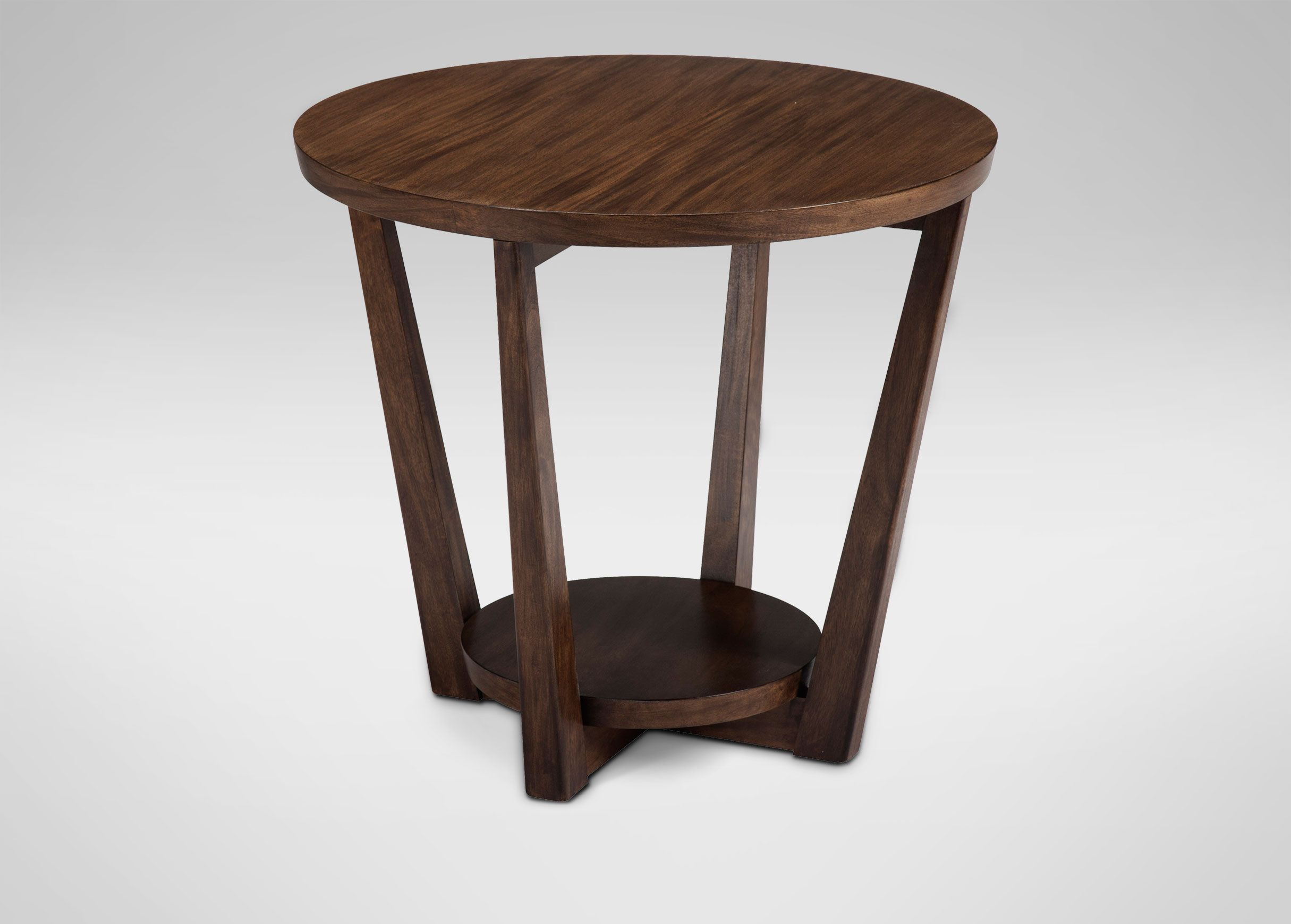 Glendale Round End Table Accent Table Decor Side Table Accent Table [ 1740 x 2430 Pixel ]