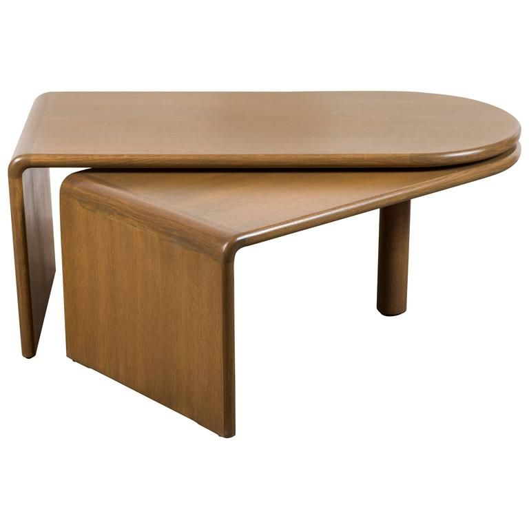Fanette Foldable Coffee Table By Guillerme Et Chambron 1