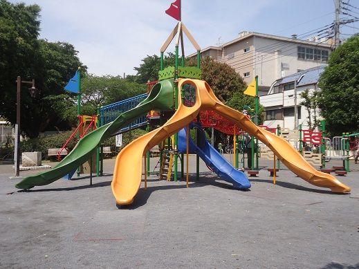 千早フラワー公園 恐るべき児童公園 児童公園 公園 公園 遊具