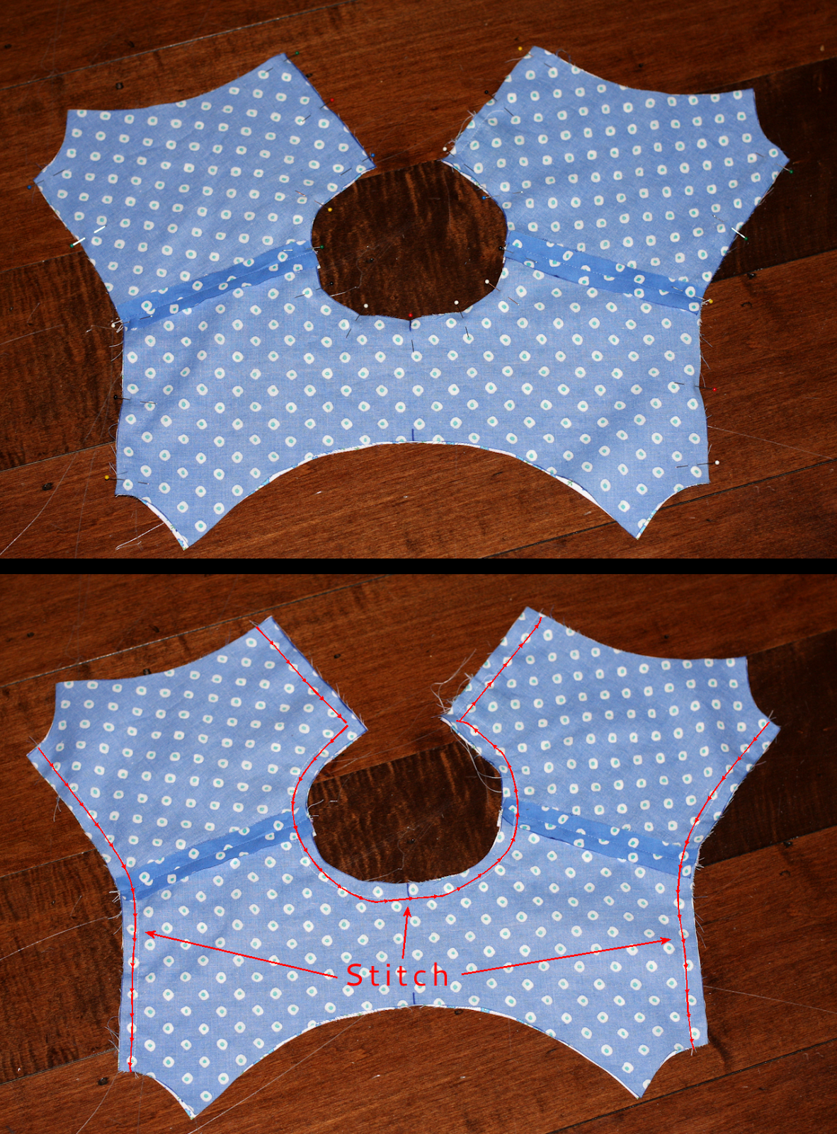 It seems that for me Kids Clothes Week = free pattern. In April, I ...