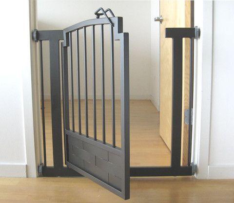 The Kings Weave Dog Gate Diy Dog Gate Indoor Dog Gates