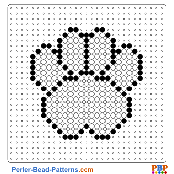 Paw perler bead pattern. Download a great collection of