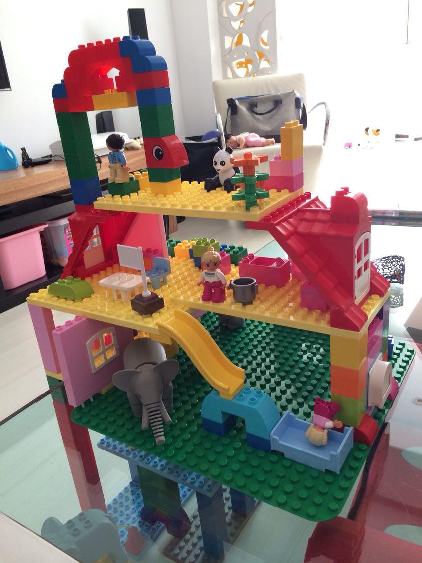 duplo villa duplo lego love pinterest jeux. Black Bedroom Furniture Sets. Home Design Ideas