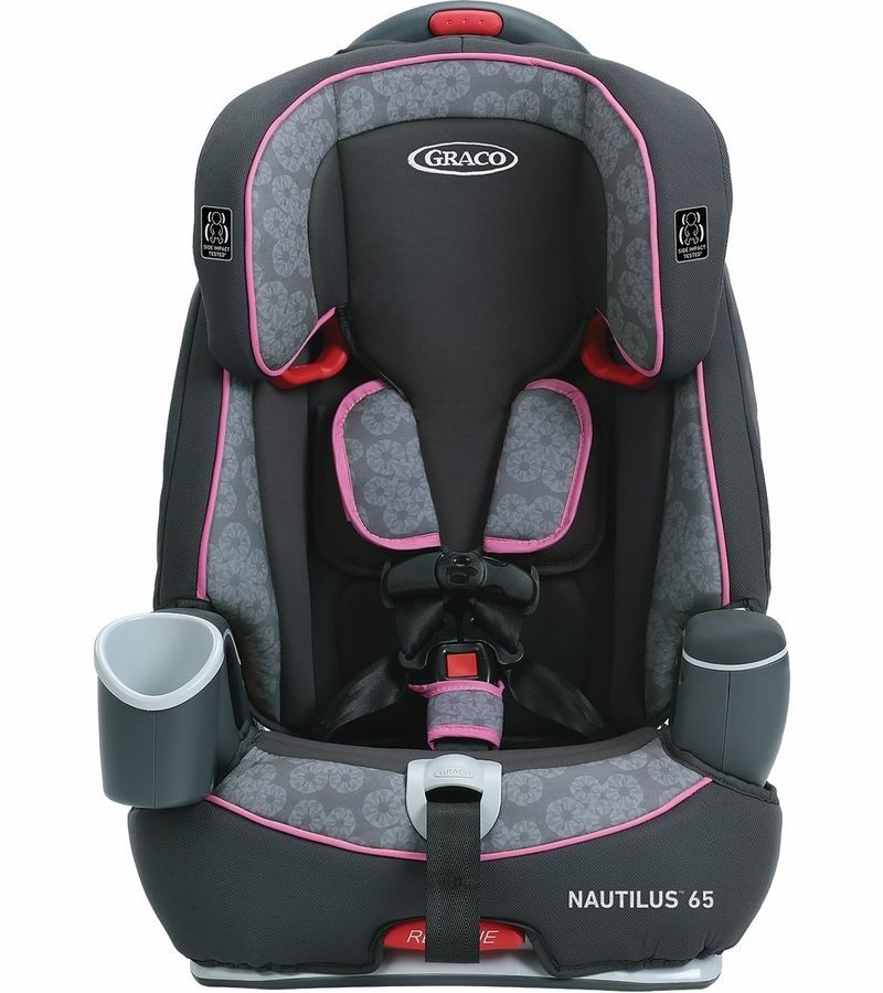 Brand new graco nautilus 3in1 car seat w safety