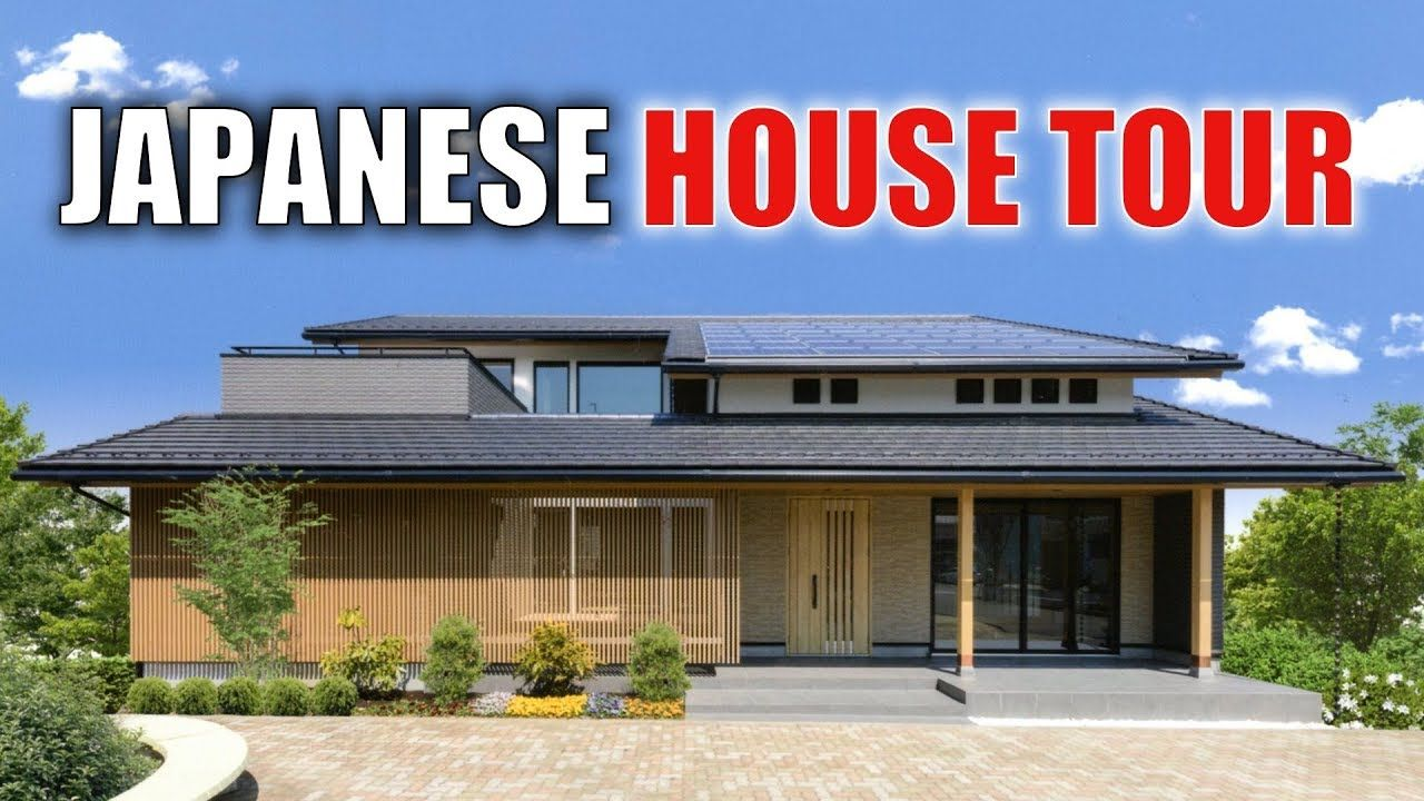 Japanese House Tour With Images Japanese House House Tours House