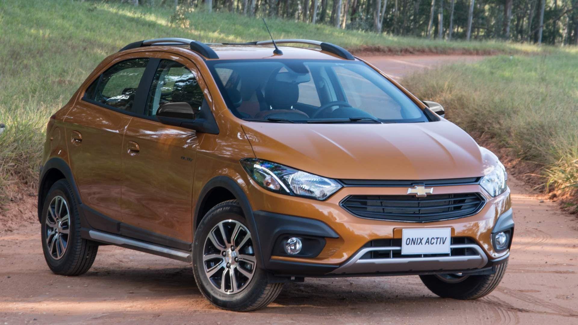 Chevrolet Onix Activ 2017 Precos Consumo Detalhes Www Car Blog Br Carro Mais Vendido Carros E Motos Veiculos