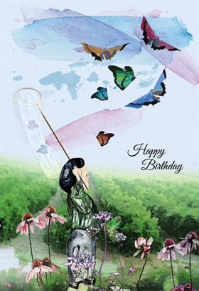 Butterfly ballet printable card customize add text and photos butterfly ballet printable card customize add text and photos print for free printable birthday bookmarktalkfo Images