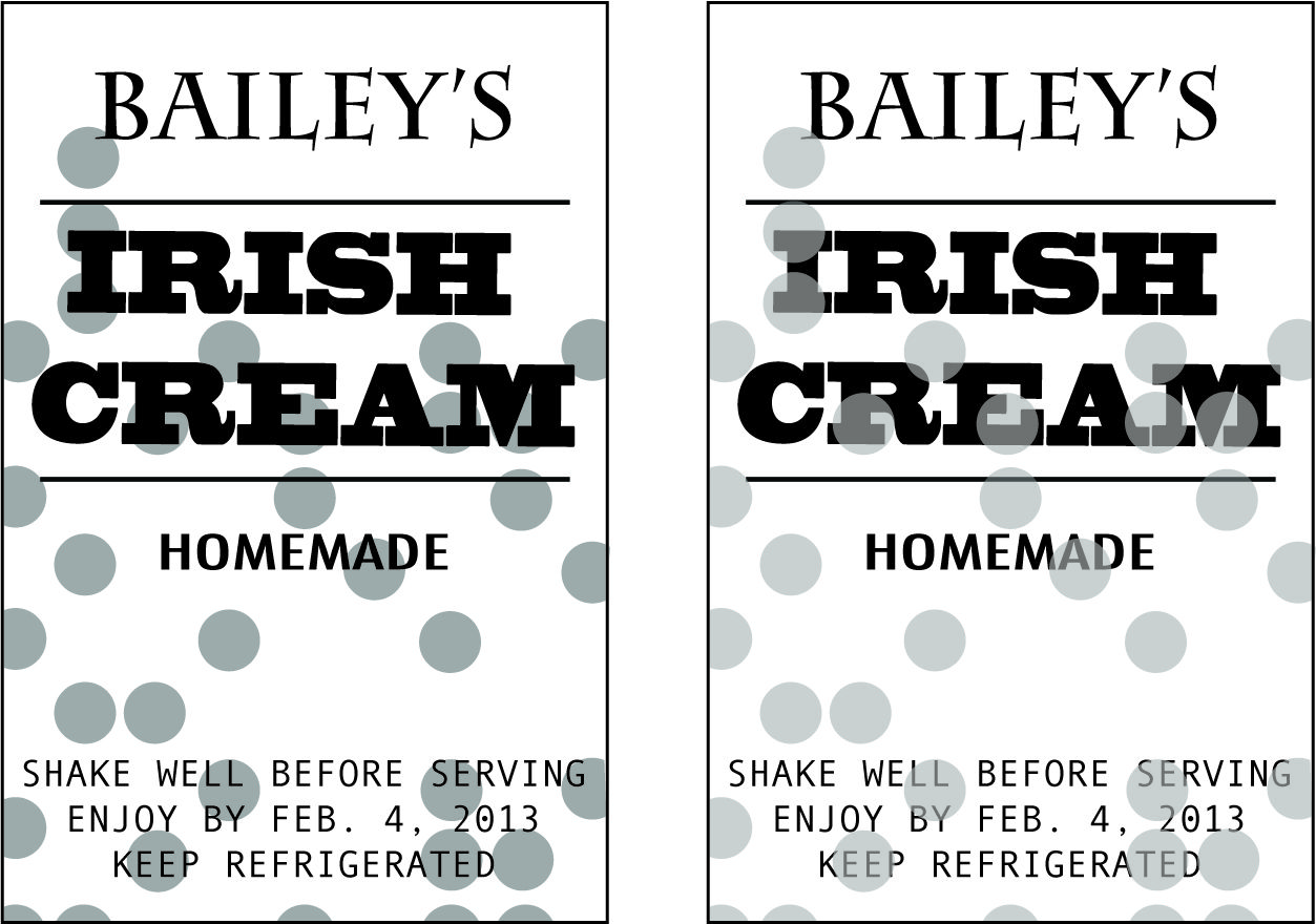 Perfect Holiday Hostess Gift Desmitten Design Blog Homemade Baileys Irish Cream Holiday Hostess Gifts Baileys Irish Cream