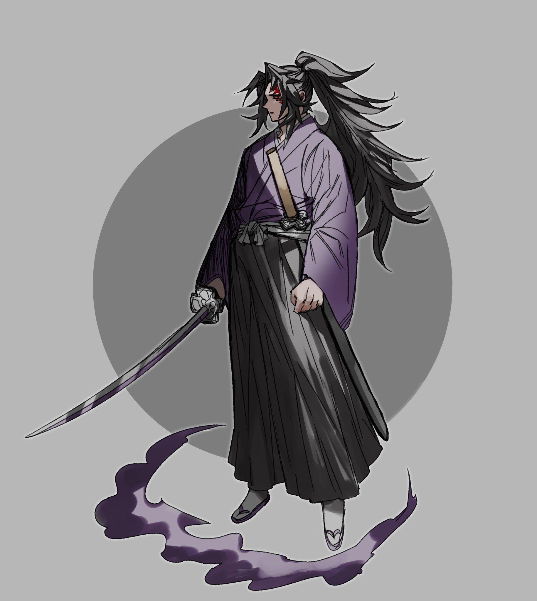 7+ Anime Wolf Demon Boy Anime wolf, Samurai anime, Anime