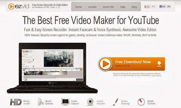 IXOUSART: 8 herramientas gratis para grabar la pantalla de tu computador