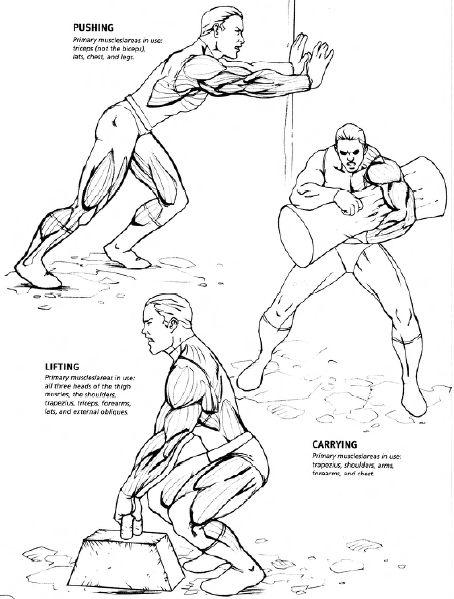 Christopher Hart - Drawing cutting edge anatomy 8 /comics, body ...