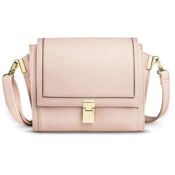 Mossimo Women's Crossbody Flap Closure Handbag ($30) ❤ liked on Polyvore featuring bags, handbags, shoulder bags, purses, bolsas, accessories, bolsos, handbags shoulder bags, purse crossbody and mossimo purse