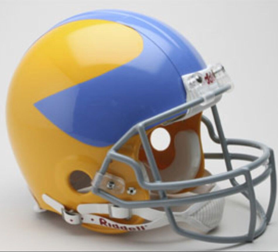 f68eb9fc Steelers throwback helmet