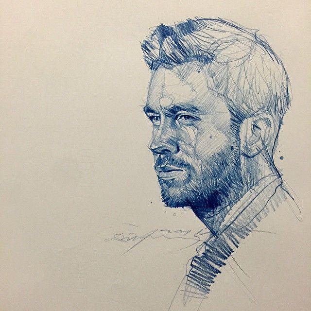 Penci sketch - Calvin Harris