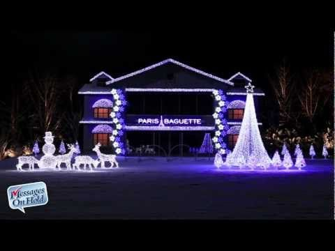 Worlds Best Christmas Lights In Korea 2011 Christmas Light
