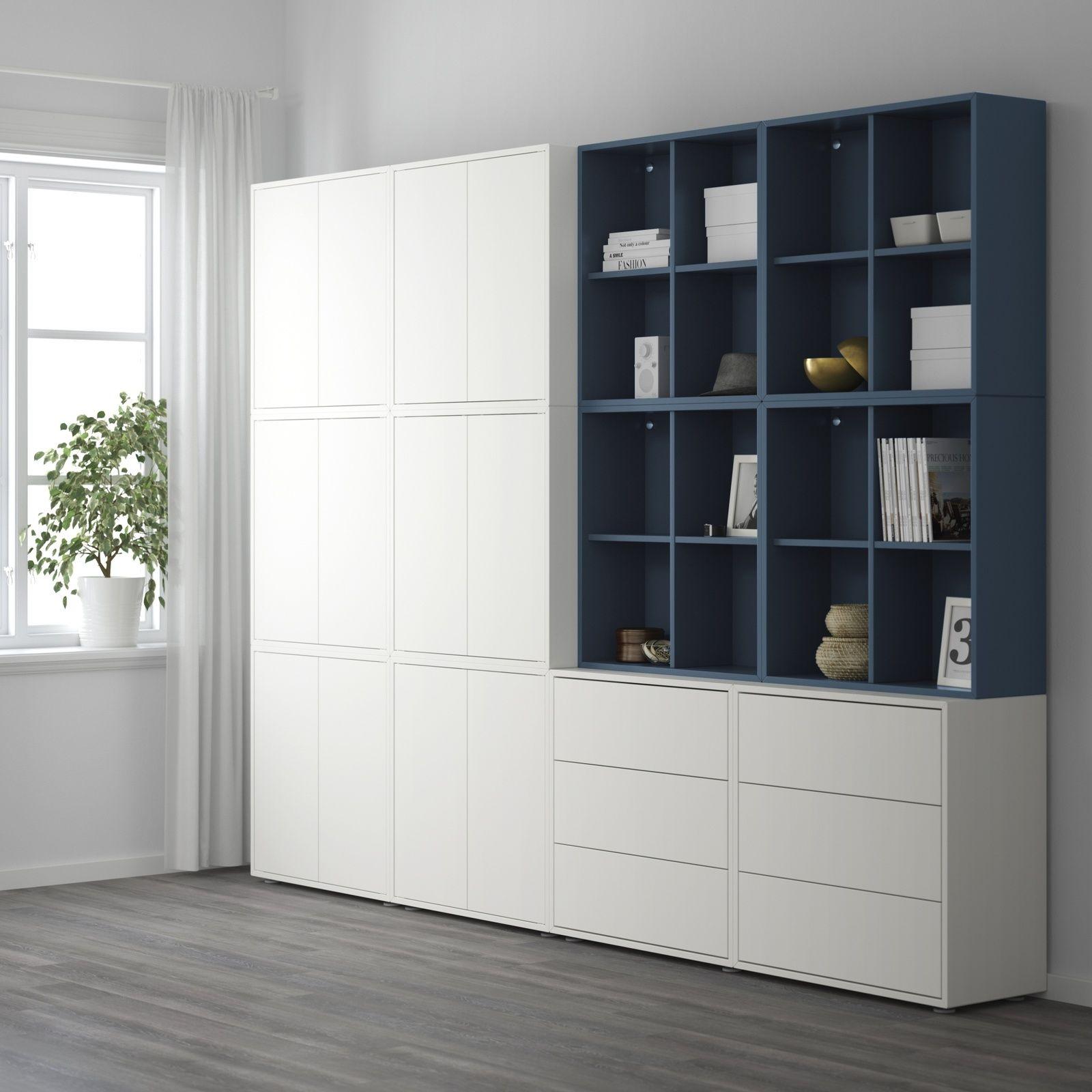 Album - 23 - EKET, la nouvelle gamme de chez IKEA en 2020 | Rangement salon, Meuble rangement ...