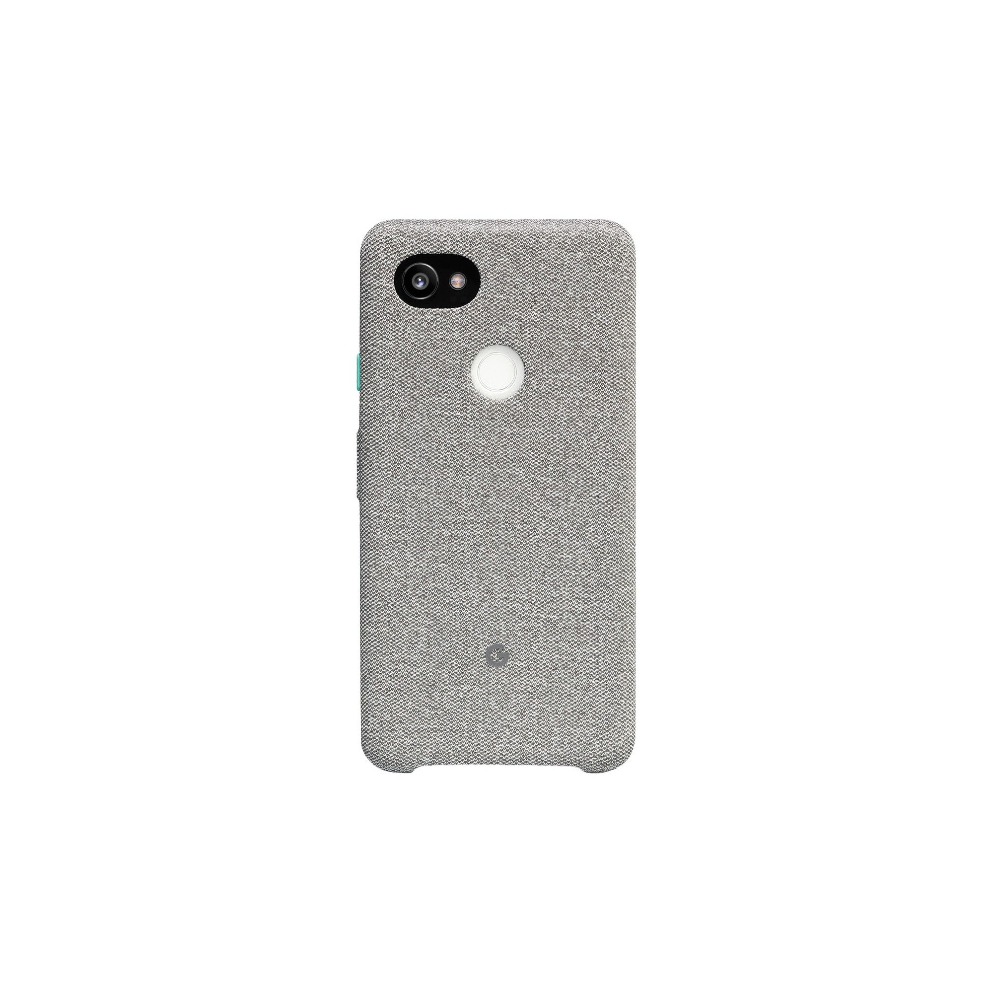 pretty nice 69710 da7de Google Pixel 2 XL Fabric Case - Cement, Gray | Products | Google ...