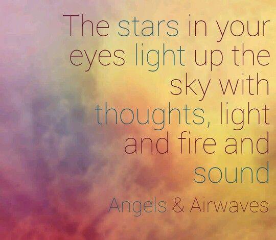 Love Like Rockets Angels Airwaves Angels And Airwaves Music Lyrics Music Words