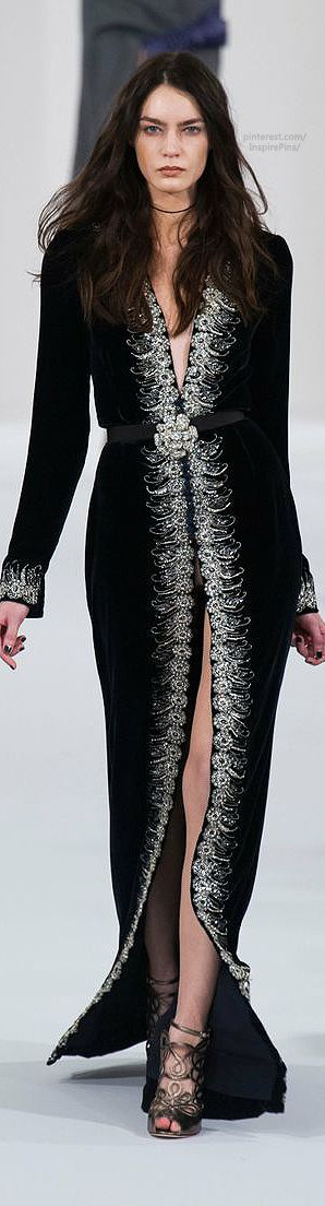 D fil alexis mabille pr t porter automne hiver 2014 for Haute couture and pret a porter