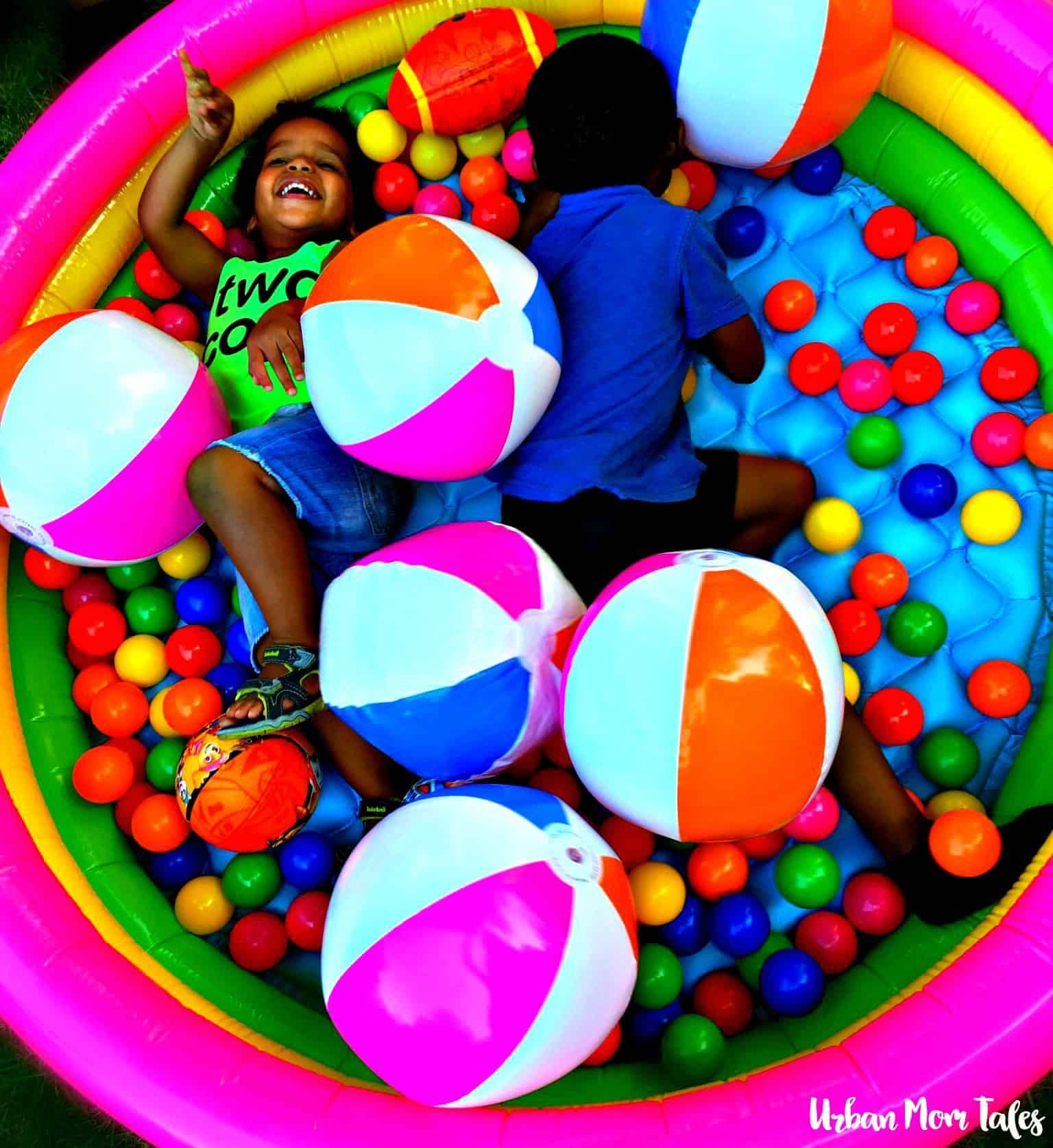 What You Need to Throw the Perfect Ball Themed Birthday