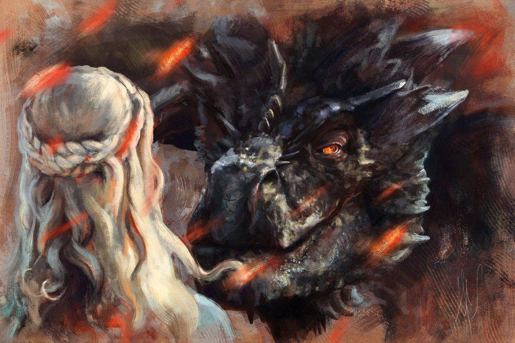 Dance of Dragons by Sacrilence.deviantart.com on @DeviantArt