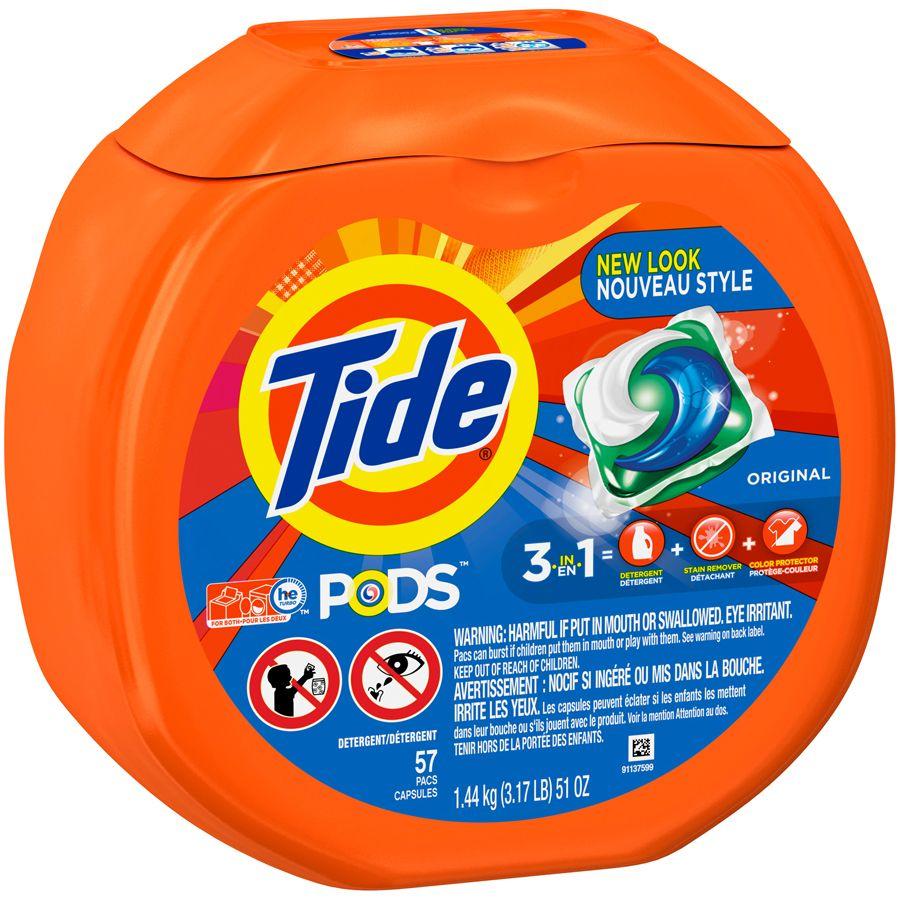 Tide Pods Original 57ct Pods Spon Affiliate Ct Original