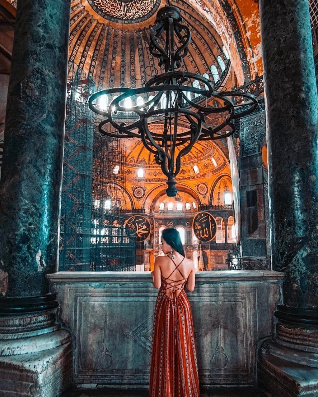 Istanbul trip haiga sofia sophia muslim catholic orthodox ...