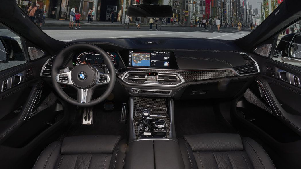 2020 Bmw X6 Review What S New Interior Space Driving Impressions Autoblog In 2020 Bmw X6 Bmw New Bmw