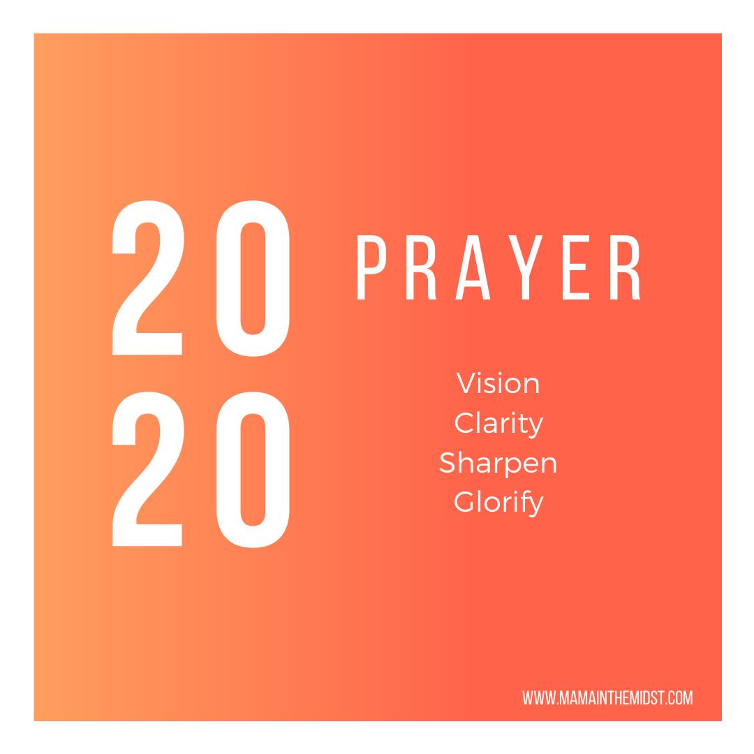 A Prayer for 2020 New years prayer, Prayers for hope