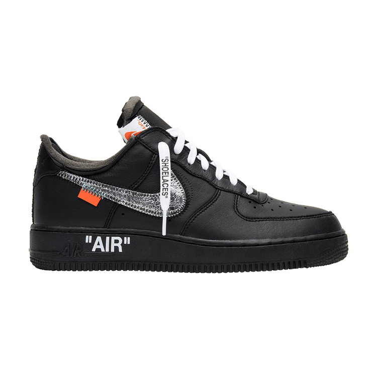 nike air force 1 off white nere